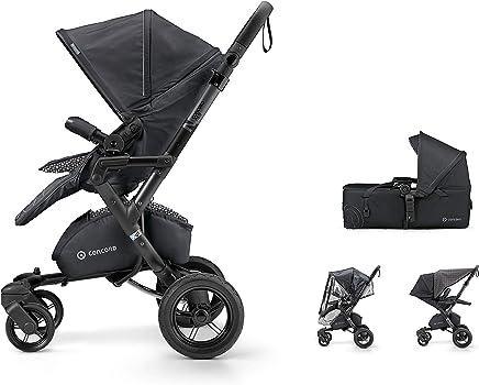 Concord 2004 S.A. Neo 婴儿套装 婴儿车 黑色