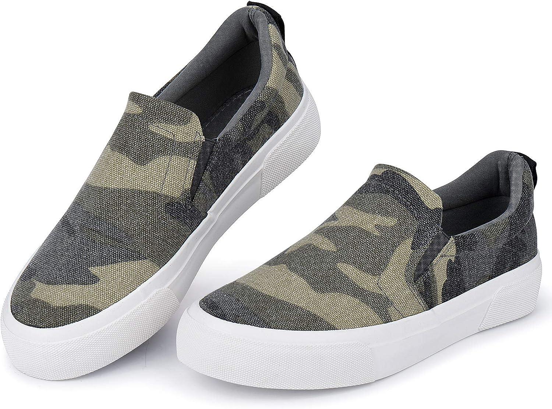 JENN ARDOR Womens Slip-Ons Ranking TOP20 Popular standard Loafers Comfy Walking Summer Sneakers
