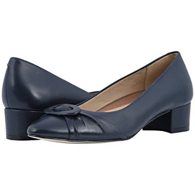 Walking Cradles Harmony (Navy Leather) Women