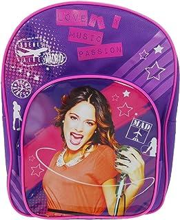 Disney Violetta VIOLETTA001008 Sac à dos pour enfant Violet 9 l