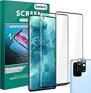 Easylifes Screen Protector Compatible for Samsung Galaxy S20 Ultra,and S20 Ultra Camera Len Film 1 pack, 9H Tempered Glass...