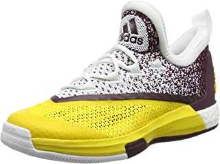 adidas Performance Mens Crazylight Boost 2.5 Low Lace Up Basketball Shoes - 13.5 US