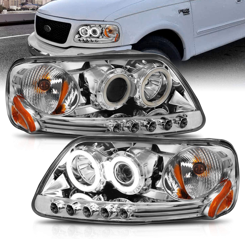 Cheap bargain AmeriLite for 1997-2003 Ford F150 Topics on TV Chrome Pro Expedition F-Series
