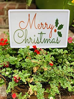 Best lighted christmas signs outdoor Reviews