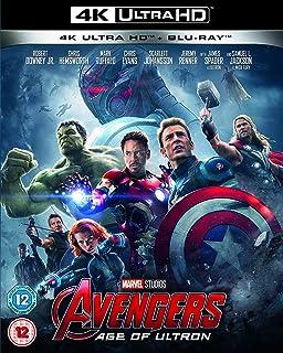 Avengers Age Of Ultron 4K UHD + BluRay (BLU-RAY)