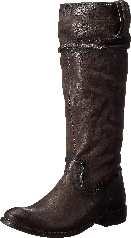 Frye Women's Shirley Artisan Tall Riding Boot