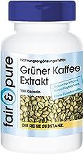 Extracto de café verde 500mg, café verde en altamente