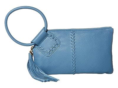 Hobo Sable (Dusty Blue) Clutch Handbags