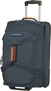 comprar comparacion American Tourister Alltrail - Bolsa de Viaje con Ruedas S, 55 cm, 53 L, Azul (Navy)