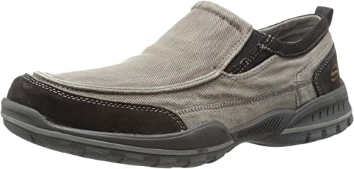 Skechers USA Vorlez Fontes Slip-on Loafer