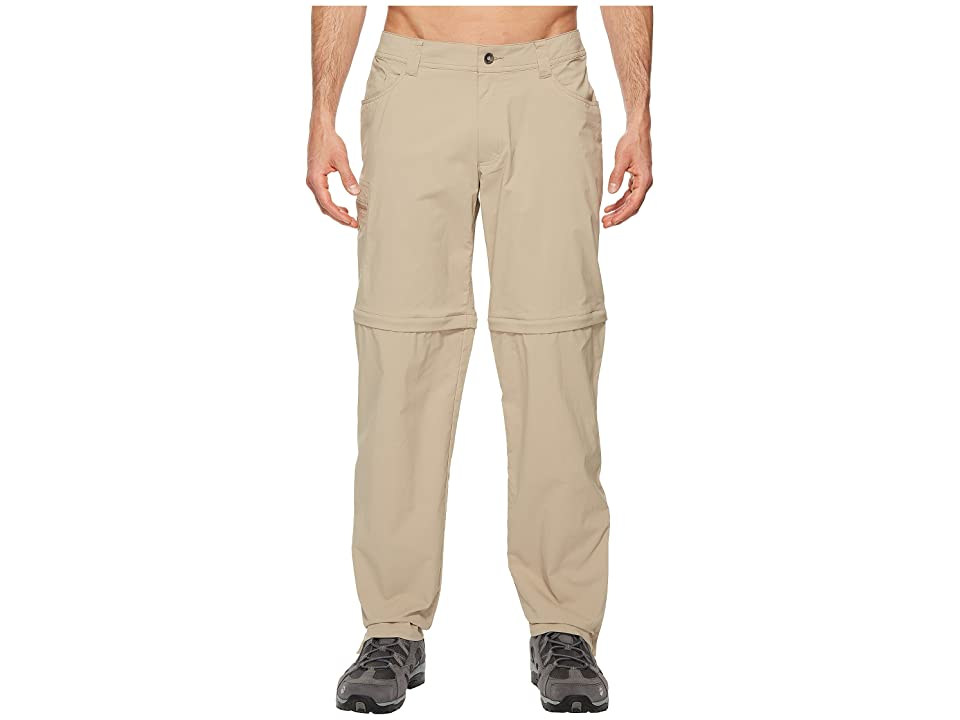 Marmot Transcend Convertible Pants (Light Khaki) Men