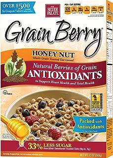 Grain Berry Honey Nut Toasted Oats, 12 Ounce