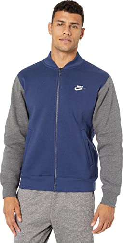 Midnight Navy/Charcoal Heather/White