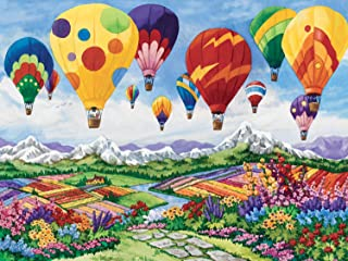 Ravensburger Spring is in The Air 1500 Piece Jigsaw Puzzle for Adults – Softclick Technology Means Pieces Fit Together Perfectly