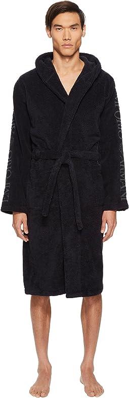 Emporio Armani - Luxe Sponge Robe