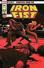 Iron Fist (2017-2018) #74