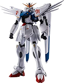 "Bandai Tamashii Nations Robot Spirits Gundam F91 Evolution-Spec ""Mobile Suit Gundam F91"""