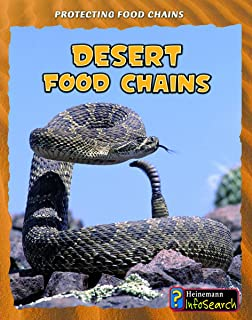 Desert Food Chains (Protecting Food Chains)