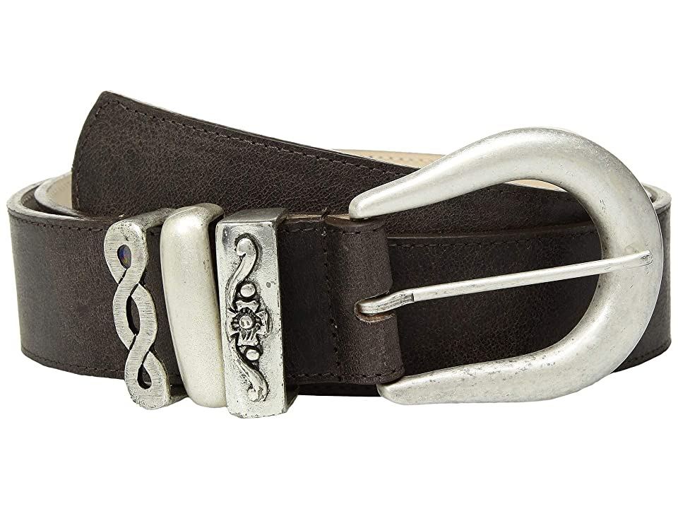 Leatherock Nikki Belt (Chocolate) Women