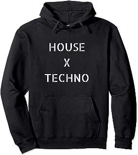 House X Techno Hoodie
