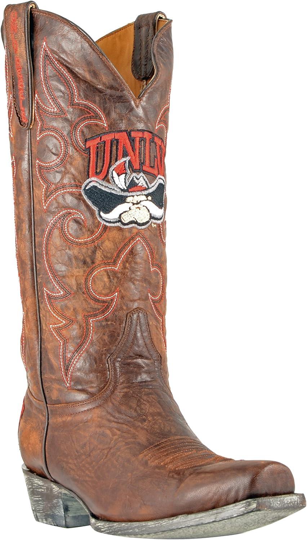 NCAA Mens Men's UNLV Board Room Style Boot