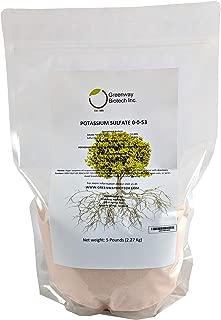 is muriate of potash organic