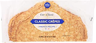 WHOLE FOODS MARKET Traditional Crepes 10 Count, 10.6 OZ