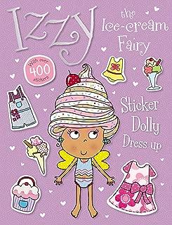 Izzy the Ice Cream Fairy Sticker Dolly Dress Up