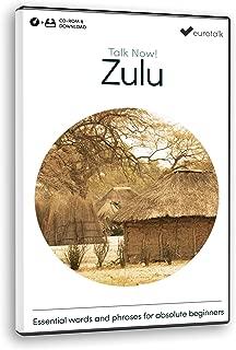 EuroTalk Talk Now! Learn Zulu
