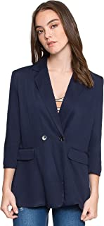 Wet Seal Strength Longline Blazer