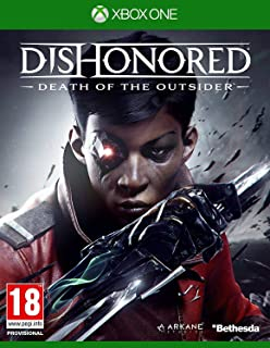 Dishonored Death of the Outsider Xbox One by Bethesda
