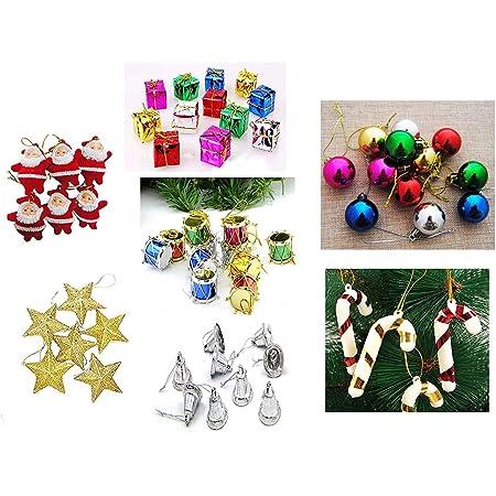 Moira X Mas Tree Mini Ornaments Pack of 70