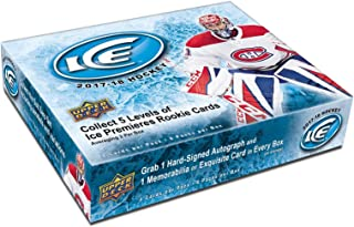 2017/18 Upper Deck Ice Hockey Hobby Box