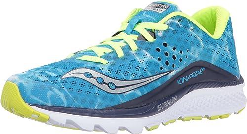 Saucony Wohommes Kinvara 8 FonctionneHommest chaussures, bleu, 6 Medium US