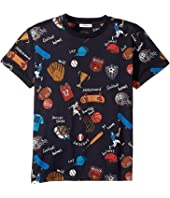 Dolce & Gabbana Kids - Back to School Sports T-Shirt (Big Kids)