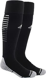 adidas Unisex Team Speed II Soccer Socks, (1-Pair),...