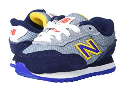 New Balance Kids 527 (Infant/Toddler) (Reflection/Pigment) Boy