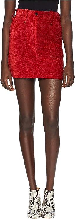 Short Major Skirt
