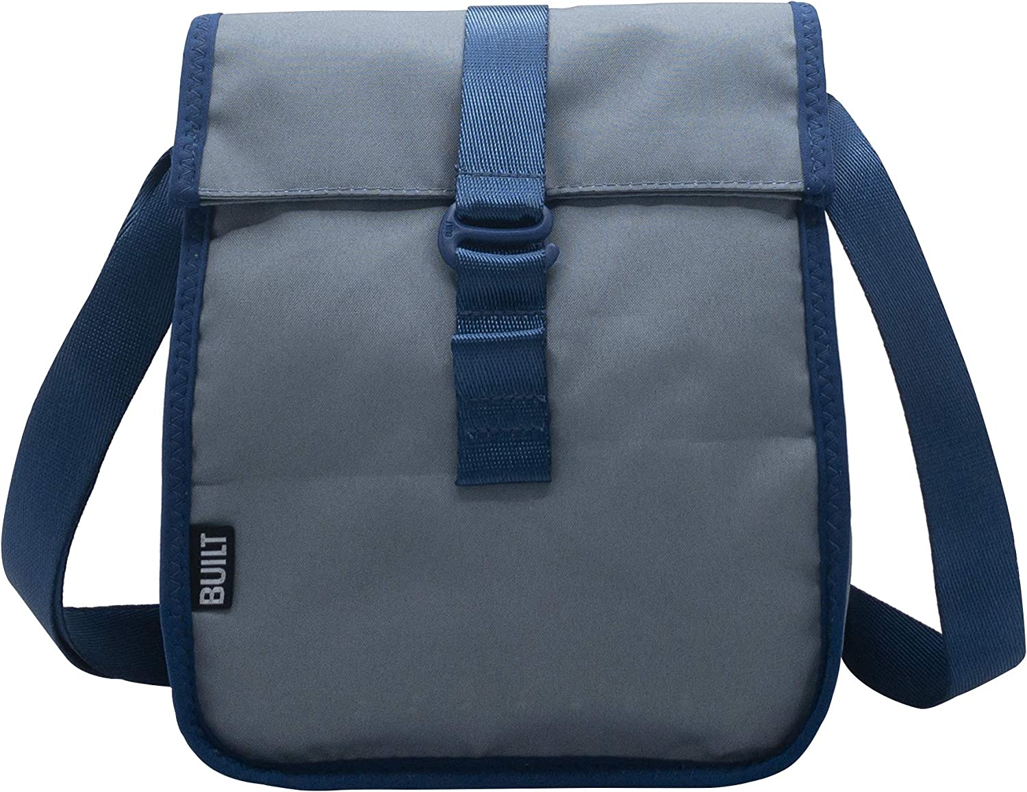 BUILT Crosstown Stain Resistant Insulated Ranking TOP8 Special price for a limited time Lunch Adjusta with Bag