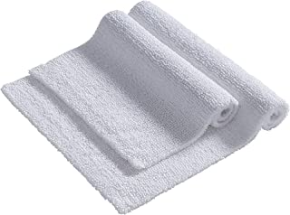 AmazonBasics Everyday Cotton Bath Rug Set, 17
