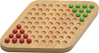 2-Person Chinese Checkers - Made in USA