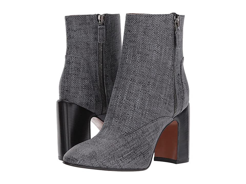 Aquatalia Elisabeth (Grey Printed Suede) Women