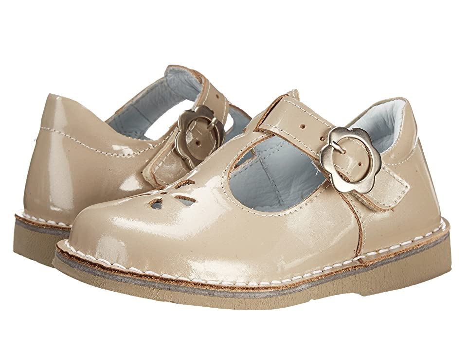 Kid Express Molly (Toddler/Little Kid/Big Kid) (Tan Metallic) Girls Shoes