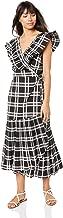 Cooper St Women's Cascade Maxi Wrap Dress