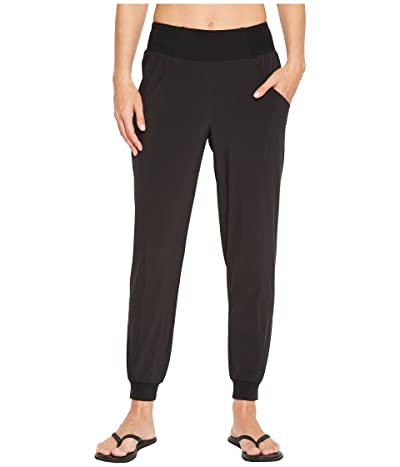 The North Face Arise and Align Mid-Rise Pants (TNF Black) Women
