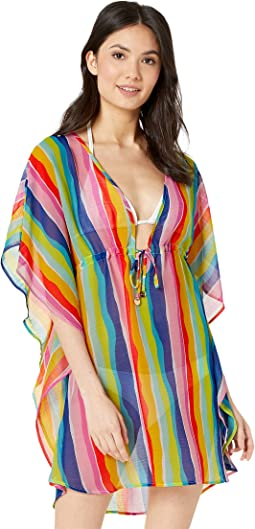 3165fc918 Bleu rod beattie island heat caftan cover up | Shipped Free at Zappos