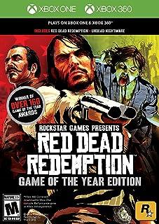 Xbox 360 Red Dead Redemption Goty Jogo de videogame