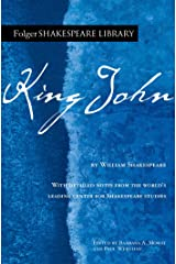 King John (Folger Shakespeare Library) (English Edition) eBook Kindle