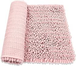 Best baby pink bathroom rugs Reviews