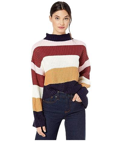LOST + WANDER Mulberry Sweater (Multi) Women